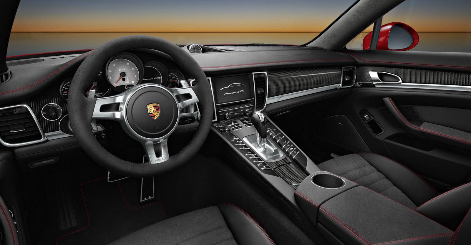 Porsche Panamera Gts Debuts At La Auto Show Autoevolution
