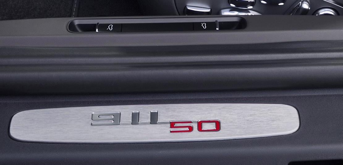 2010 Porsche 911 50 Years Edition photo - 3