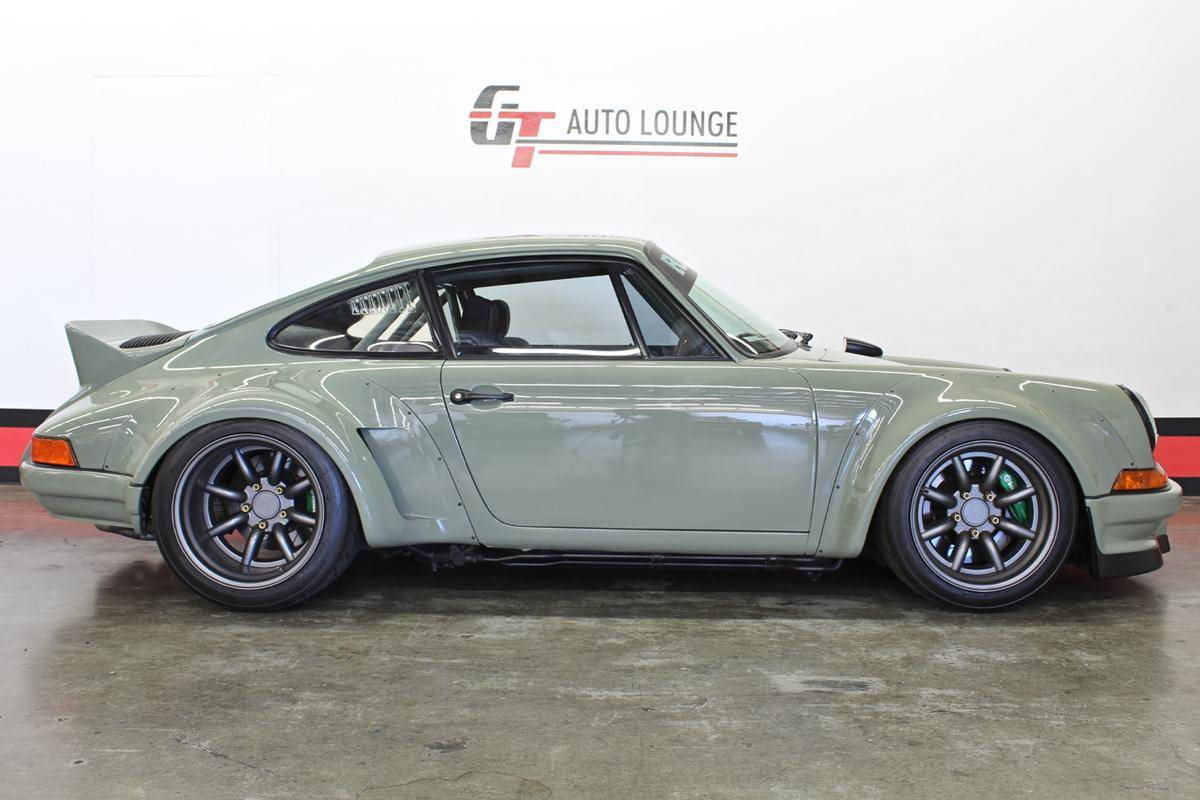 First Rwb Porsche Built In The United States Can Be Yours For 219 888 Autoevolution
