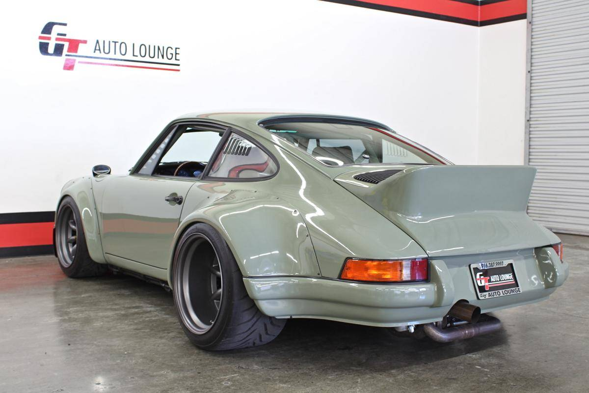 First Rwb Porsche Built In The United States Can Be Yours