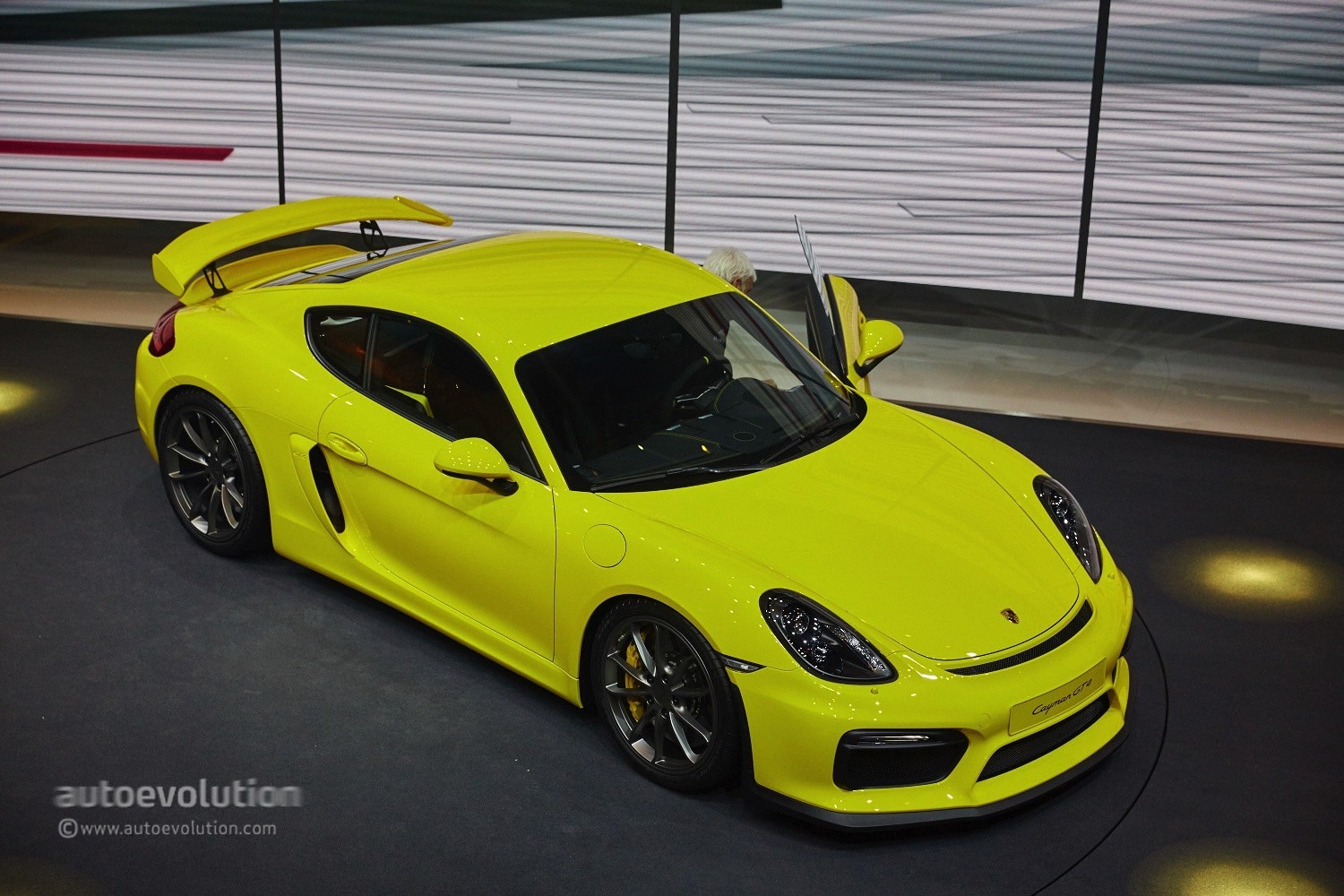Porsche S Cayman Gt4 Track Devil Joins The Party In Geneva