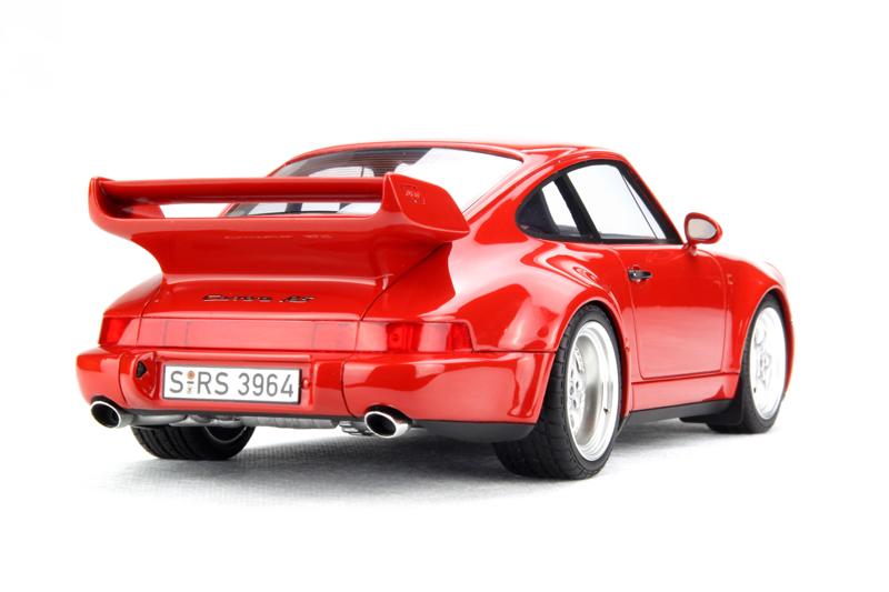 Porsche Scale Model Beauty 964 911 Carrera Rs 3 8