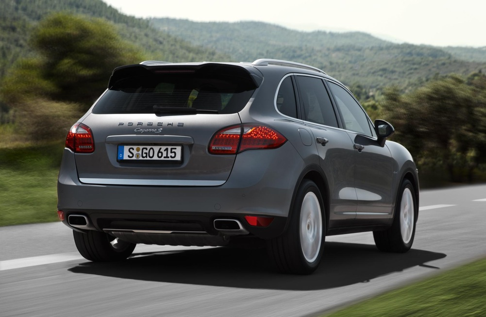 porsche unveils cayenne s diesel with twin turbo v8 autoevolution. Black Bedroom Furniture Sets. Home Design Ideas