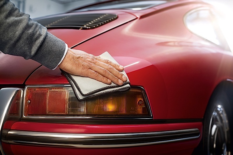 Porsche Has Started 3D Printing Parts for Classic Cars