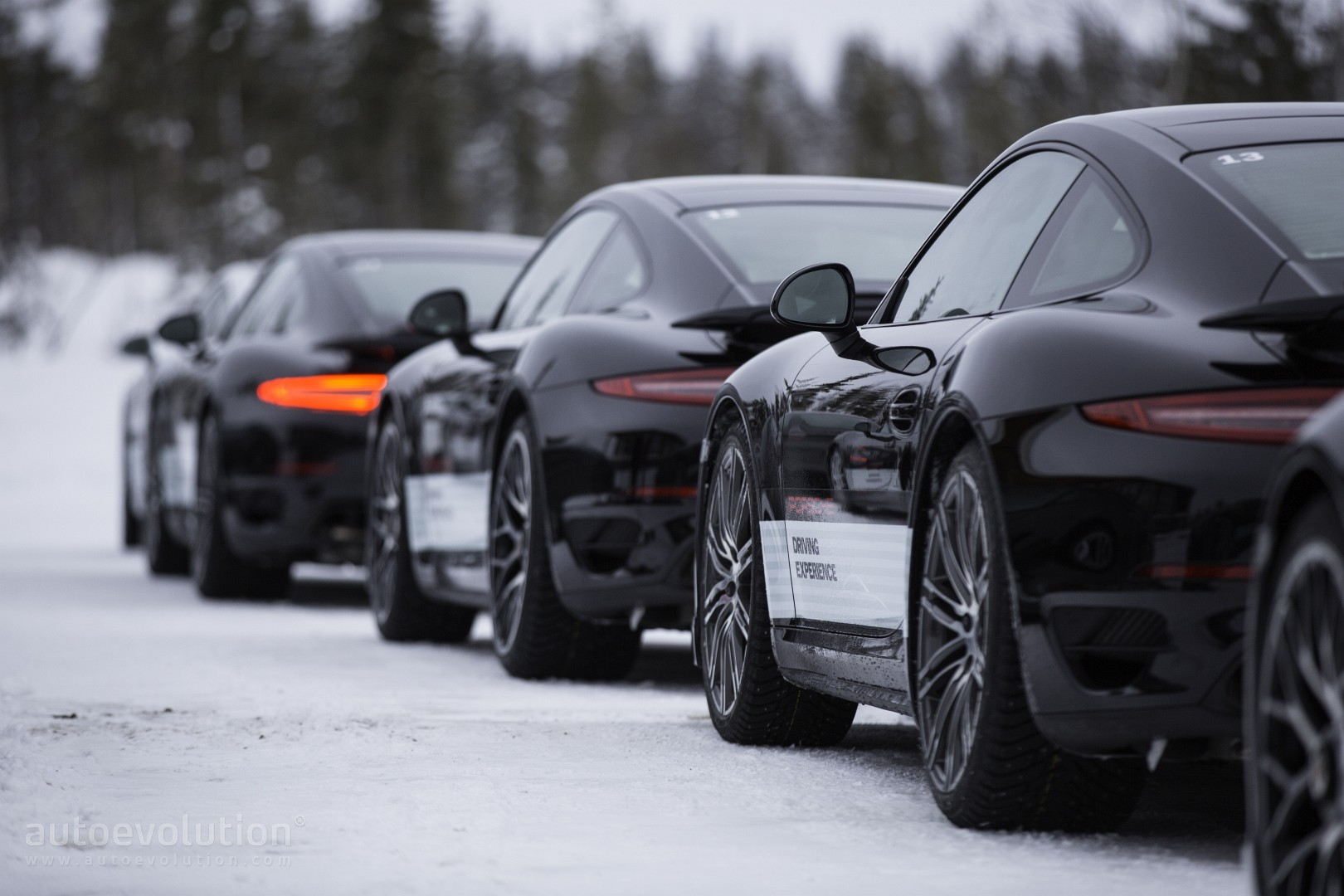 Porsche Driving Experience >> Porsche Winter Driving Experience May The Ice Force Be With You