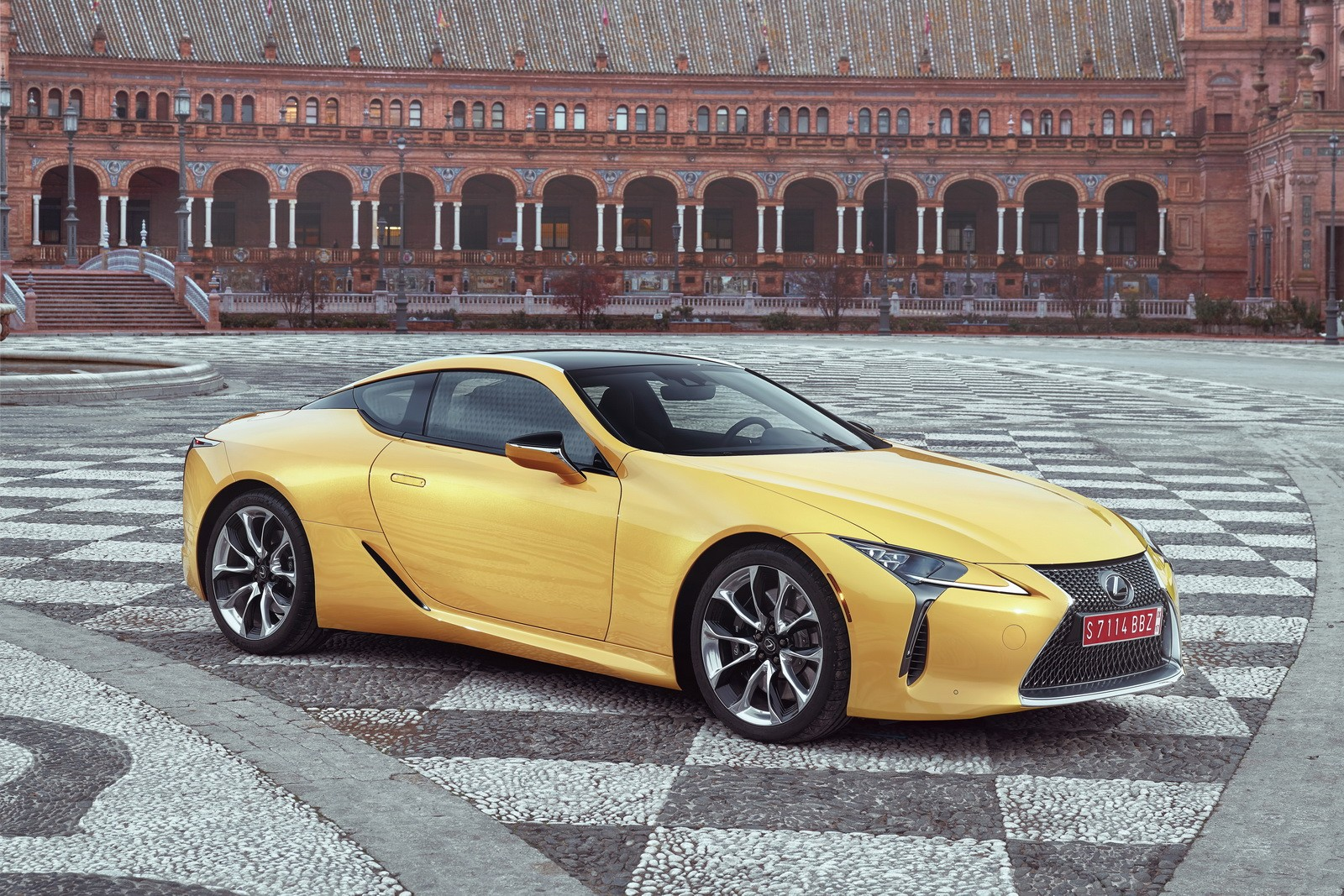2019 Lexus Lc 500 Preview >> The Plot Thickens Possible 2019 Lexus Lc F Test Mule Spied In