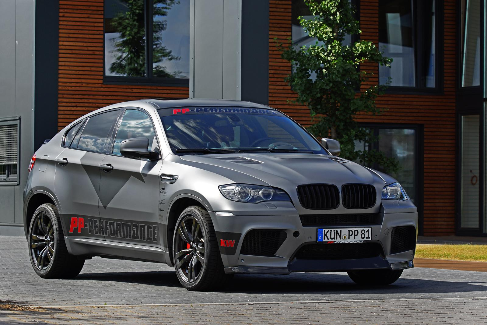 Pp Performance Bmw X6 M Gets Custom Wrap At Cam Shaft