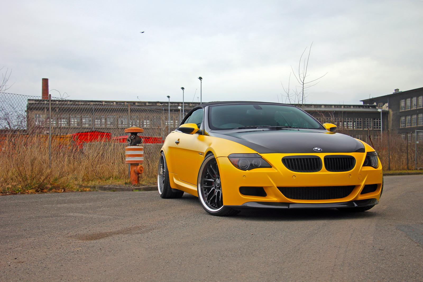 Pp Performance Gets 537 Hp Out Of An E64 M6 Autoevolution
