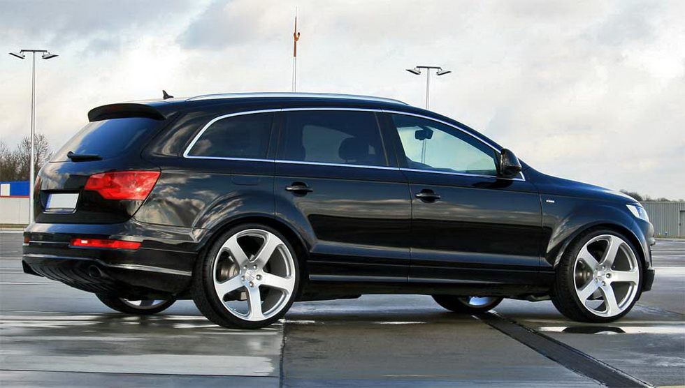 Pre Facelift Audi Q7 By Avus Performance Autoevolution
