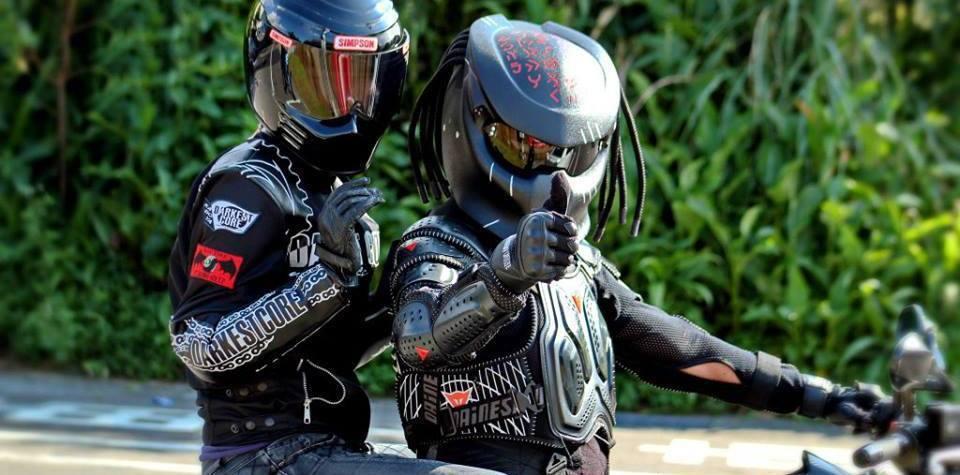Predator 3 And 4 Helmets Now Certified Autoevolution