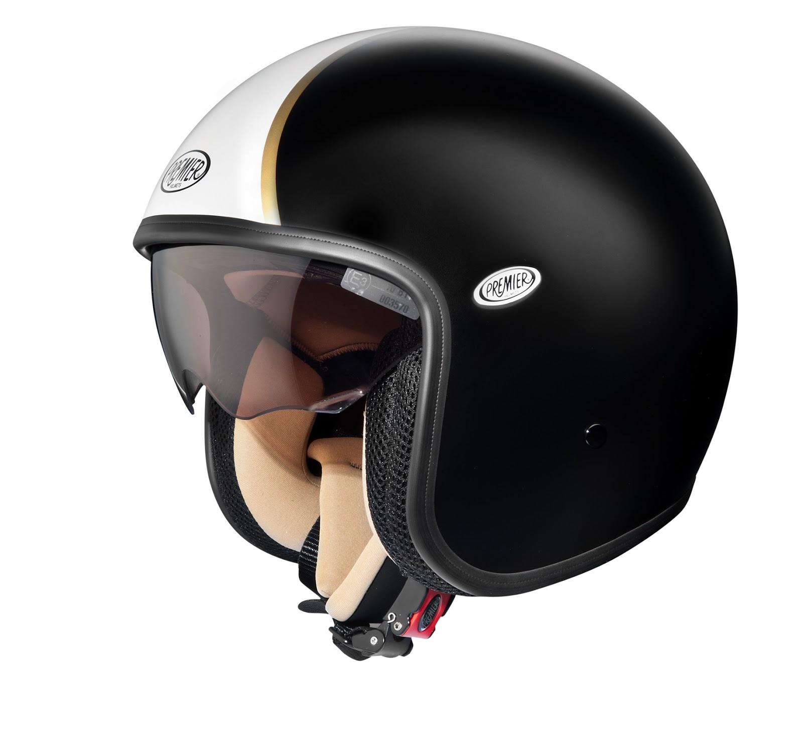 Premier Helmets Go Vintage, Look Amazing - autoevolution