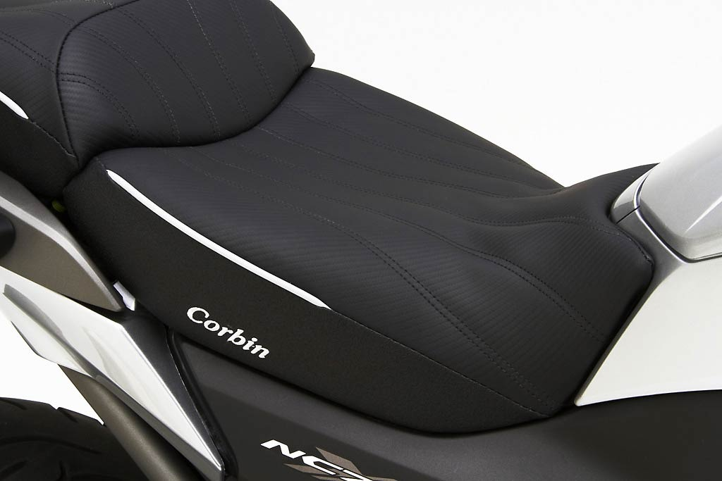 Premium Corbin Seats For Honda Nc700x Autoevolution