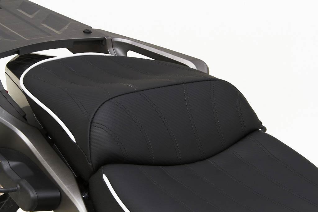 Electric Scooter With Seat >> Premium Corbin Seats for Honda NC700X - autoevolution