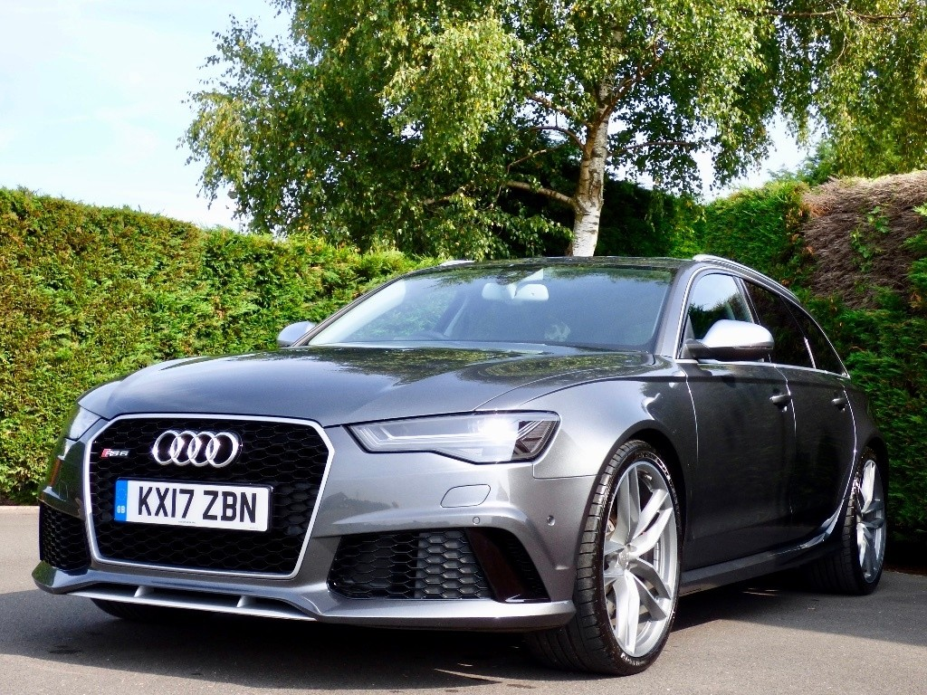 prince harry is selling his 2017 audi rs6 avant to buy a family car autoevolution. Black Bedroom Furniture Sets. Home Design Ideas
