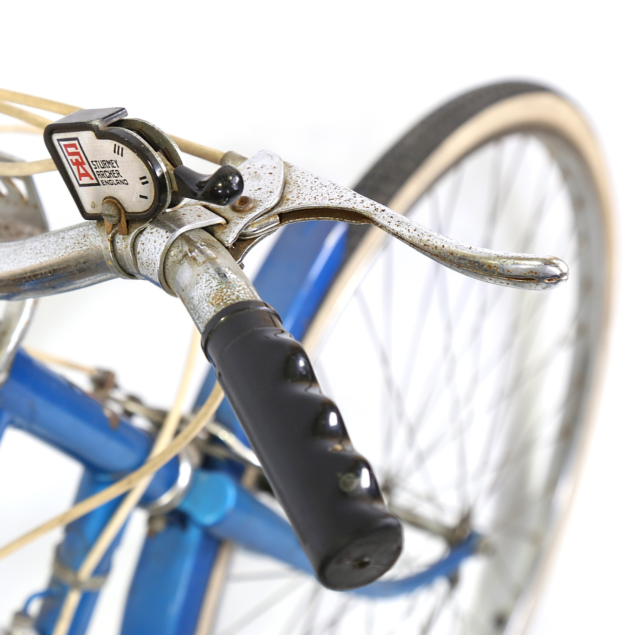 """Princess Diana's Blue Raleigh Traveler, the """"Shame Bike,"""" Is Being  Auctioned Off - autoevolution"""