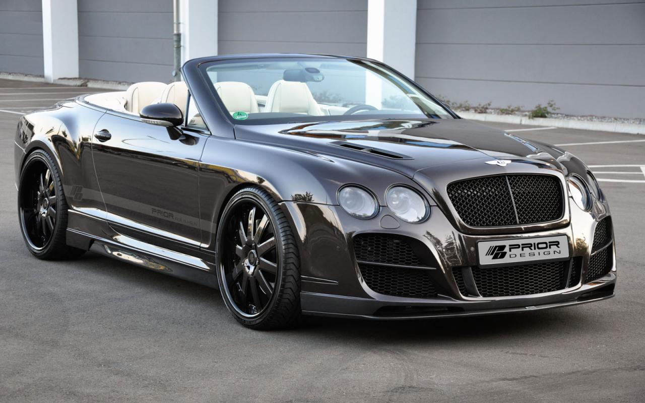 prior design releases bentley continental gtc high society autoevolution. Black Bedroom Furniture Sets. Home Design Ideas