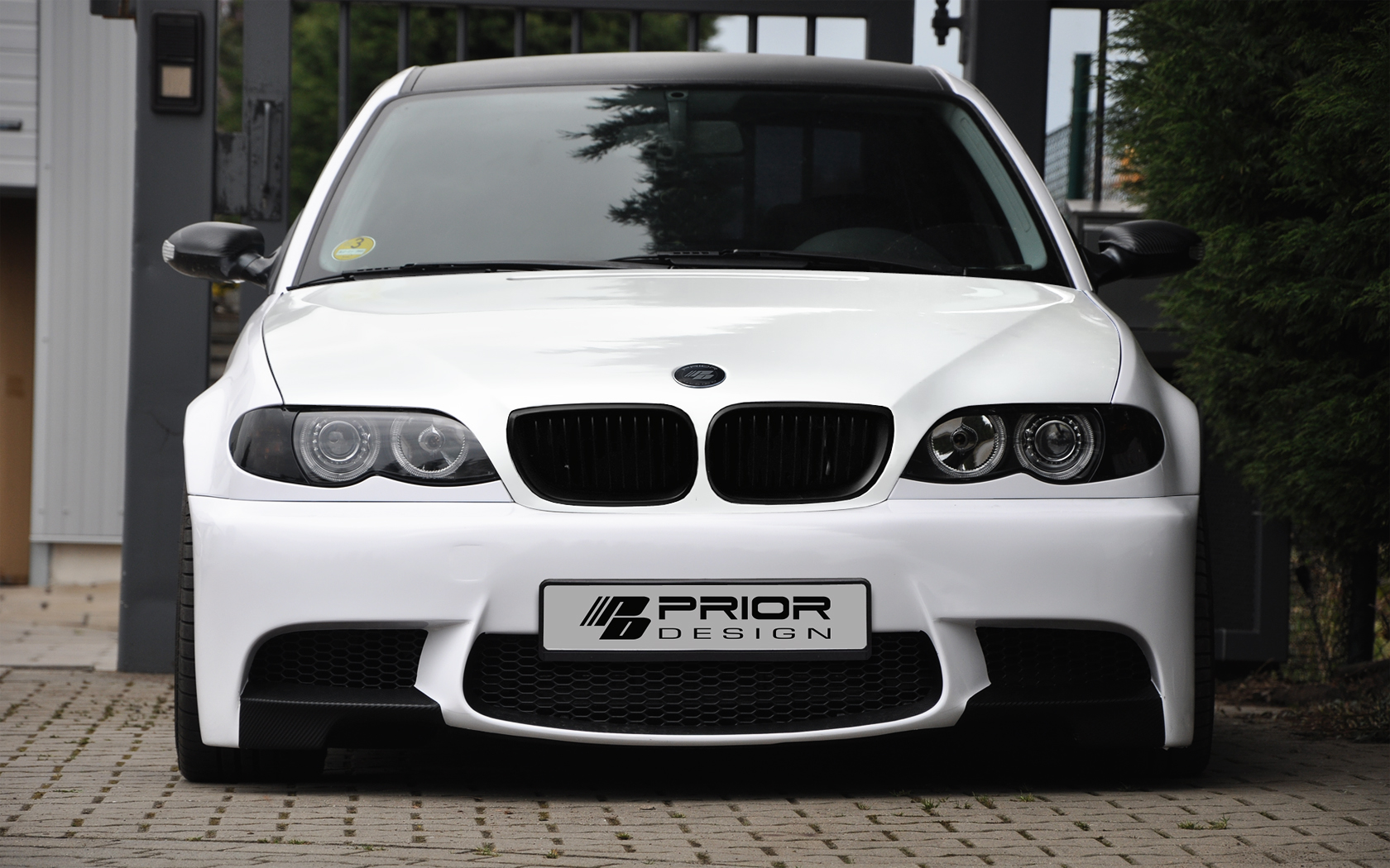 Prior Design's Kit Brings BMW E90 M3 Bumpers to E46 Sedans ...