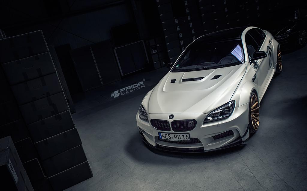 Prior Design S Bmw M6 Gran Coupe Gets Radical Interior