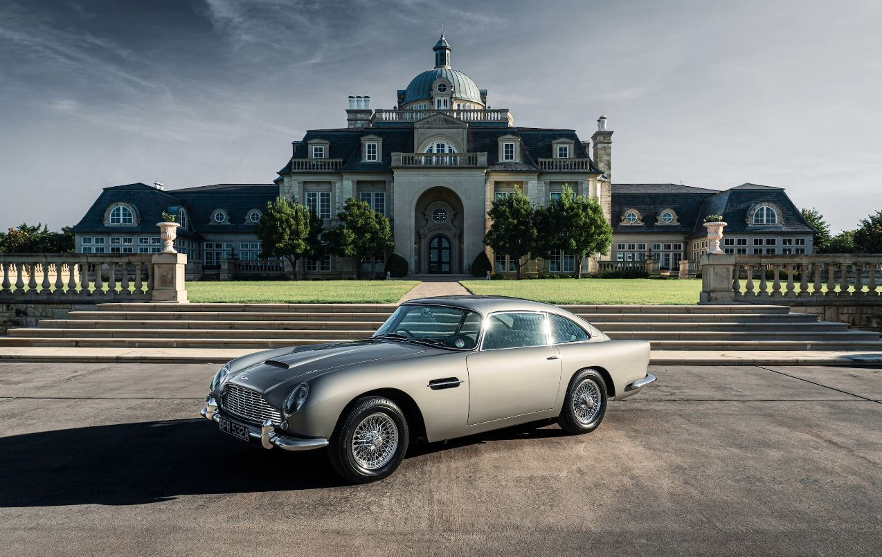 Pristine 1963 Aston Martin Db5 Is Your Chance To Feel Like A Real James Bond Autoevolution