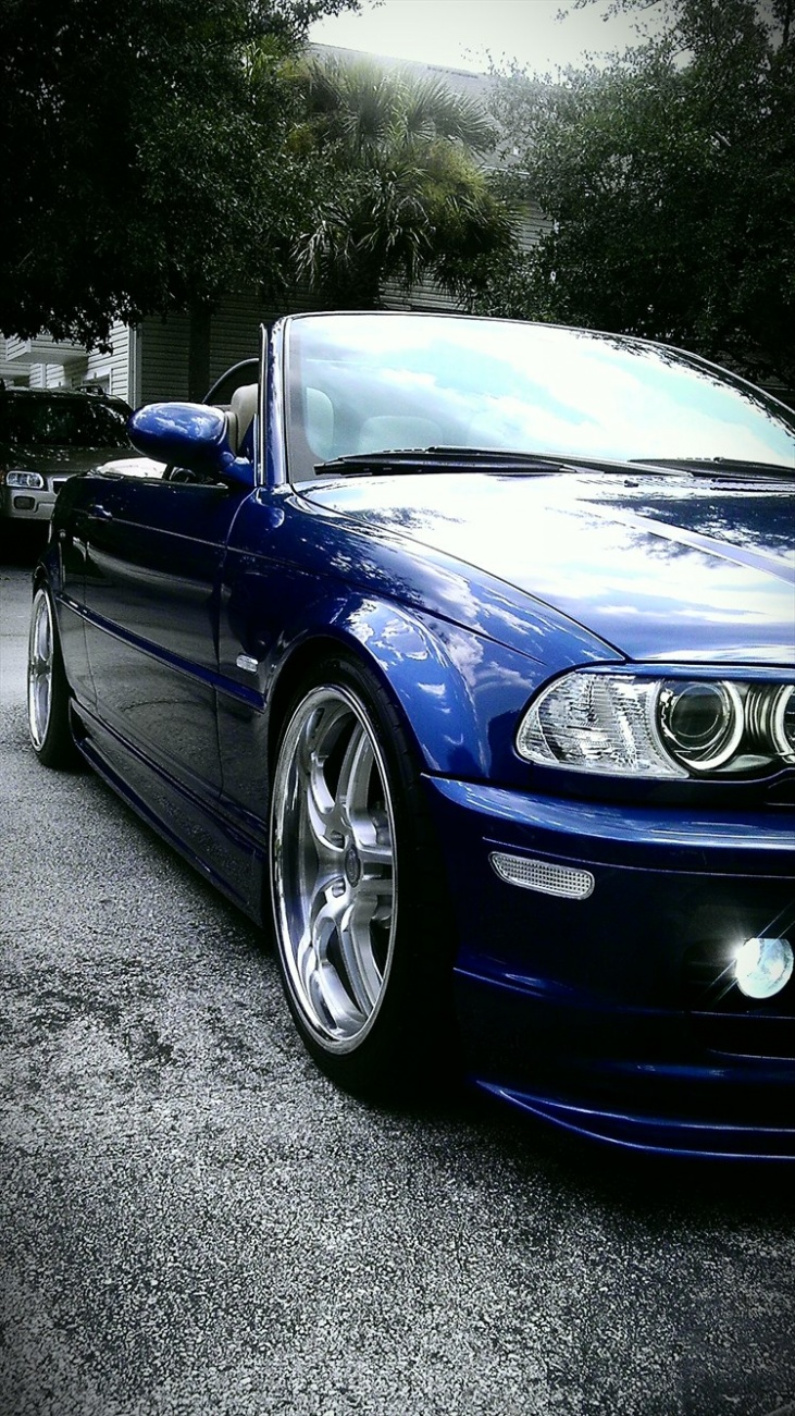 Used Bmw 6 Series >> Probably Not a Future Classic: Tuned BMW E46 330i Convertible - autoevolution
