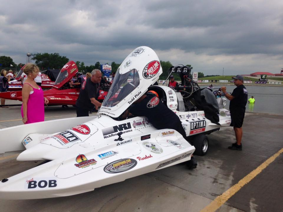 Quot Problem Child Quot Top Fuel Dragster Boat Is 262 Mph Insanity