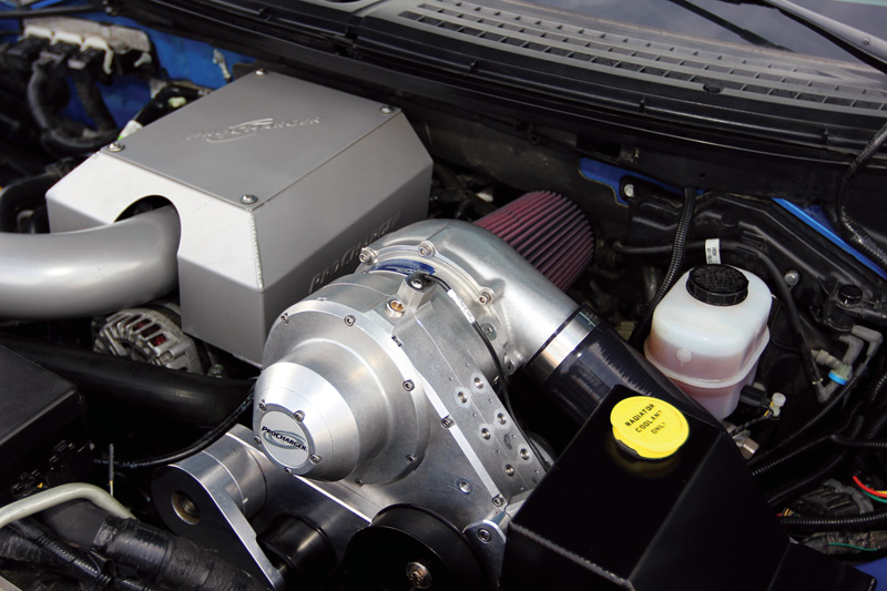ProCharger's i-1 Supercharger Kit Now Available for C6