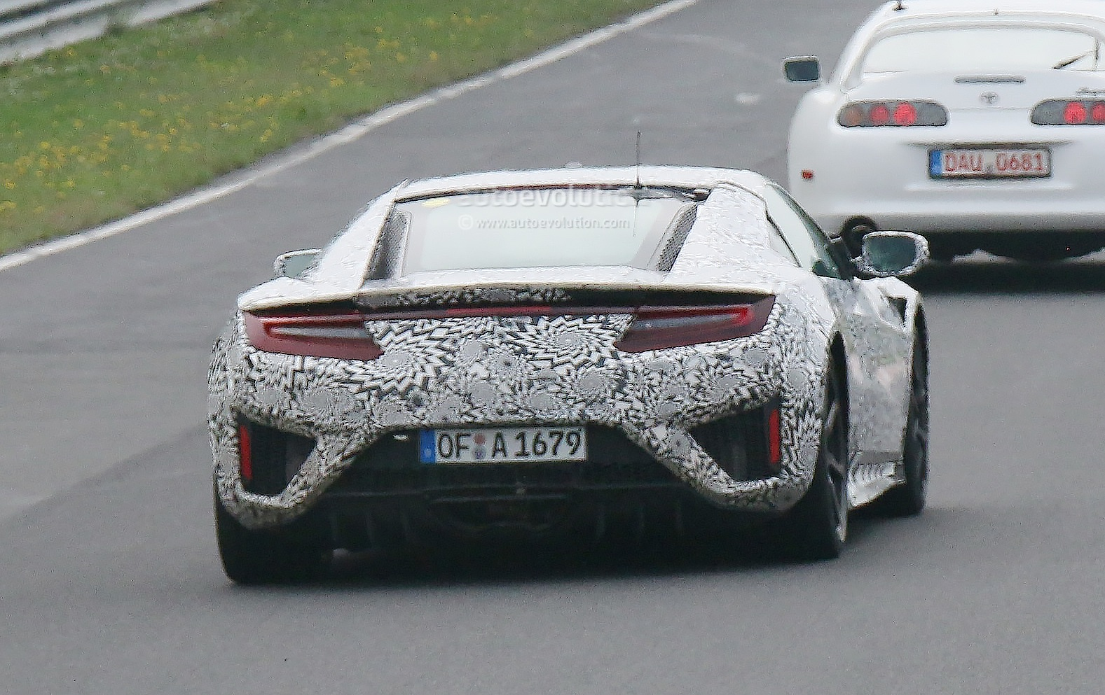 could this be a very early test mule for the ft-1? - supra ft1 forum