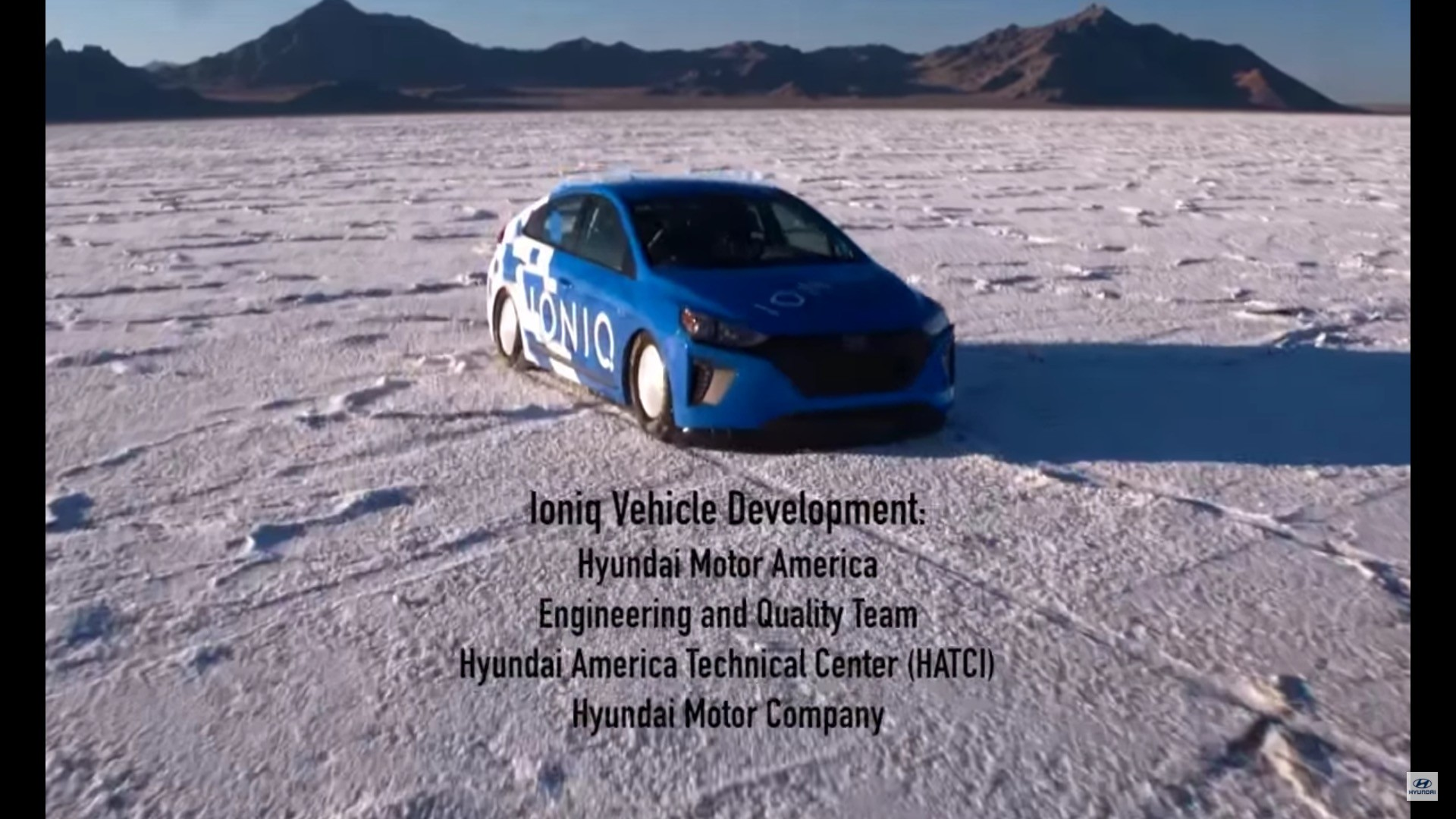 Production-based Hybrid Vehicle Land Speed Record: 157.825 MPH in a ...