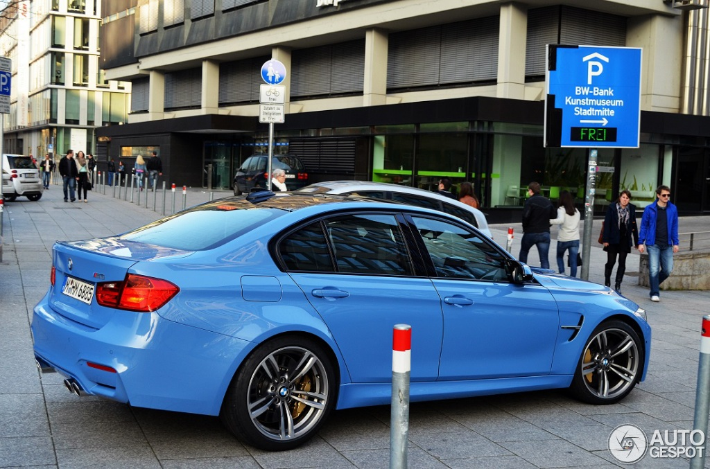 Production Bmw F80 M3 Spotted In Germany Autoevolution