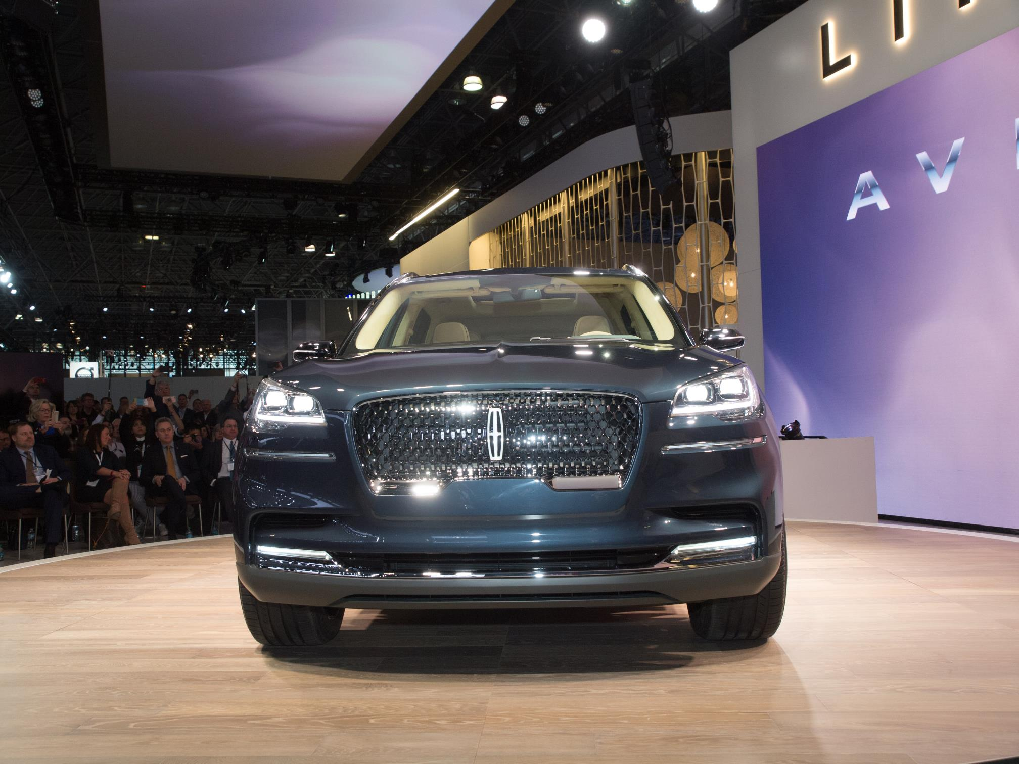 Production Lincoln Aviator Will Look Just Like The Concept Sport