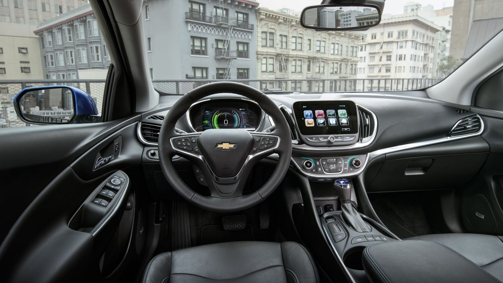2017 chevrolet volt production starts differences are minimal over the 2016 my autoevolution. Black Bedroom Furniture Sets. Home Design Ideas
