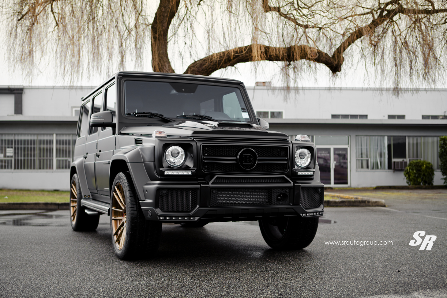 Project Gladiator: Brabus Widestar on ADV.1 Wheels - Photo Gallery ...
