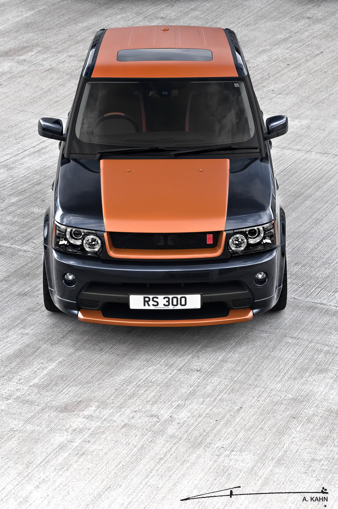 Project Kahn 2012 Vesuvius Edition Sport 300 Launched ...