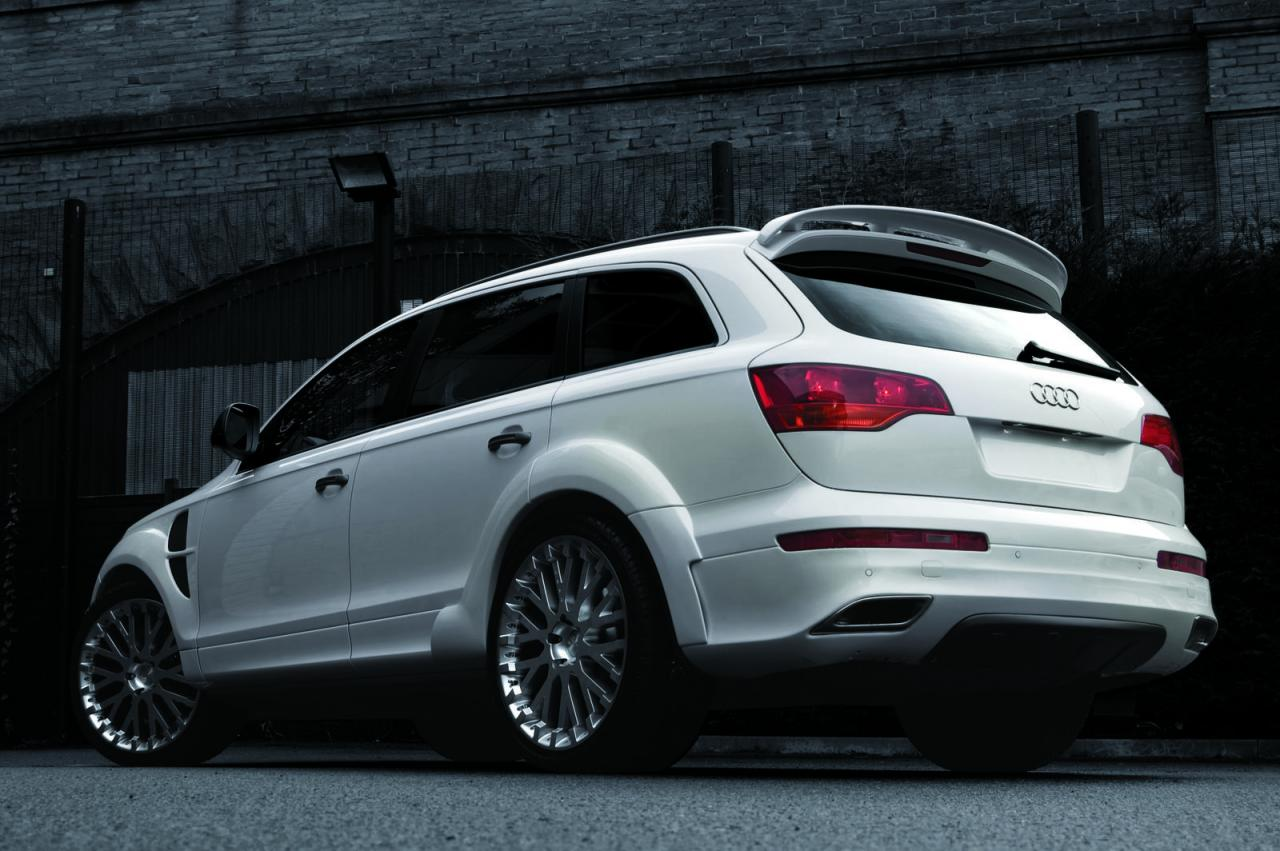 Project Kahn Audi Q7 Revealed Autoevolution