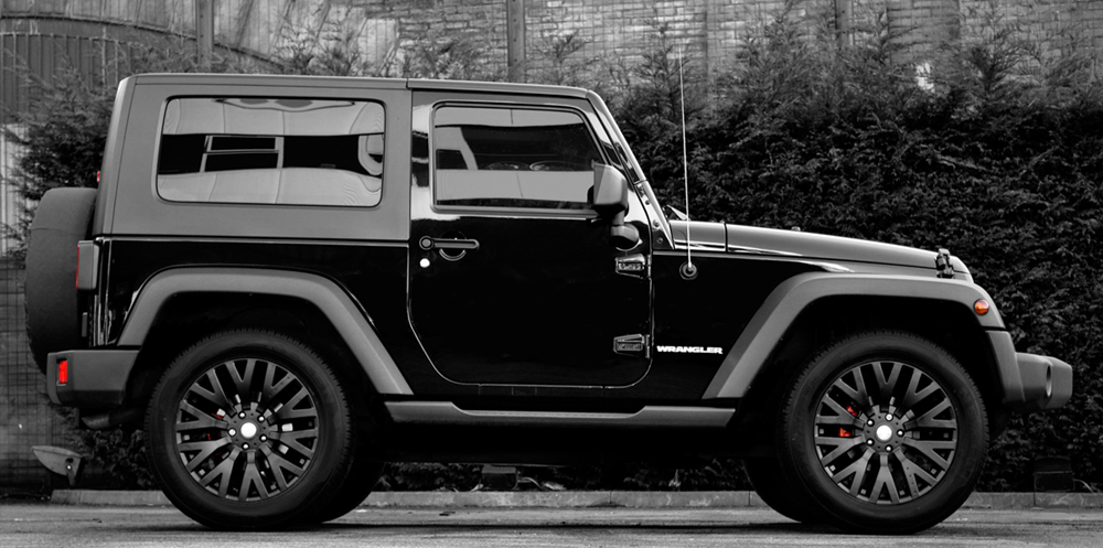 Project Kahn Develops Rs Rims For Jeep Vehicles