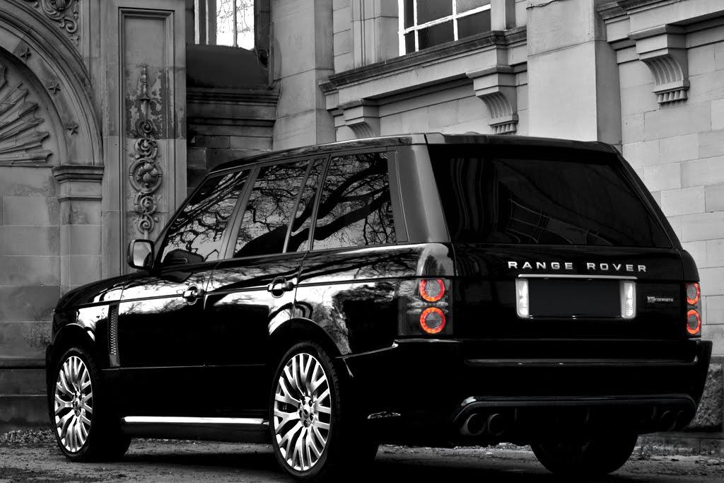 Project Kahn Introduces Range Rover Vogue Diesel Rs450