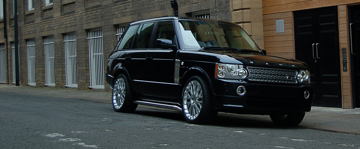 Project Kahn Range Rover Vogue Autoevolution