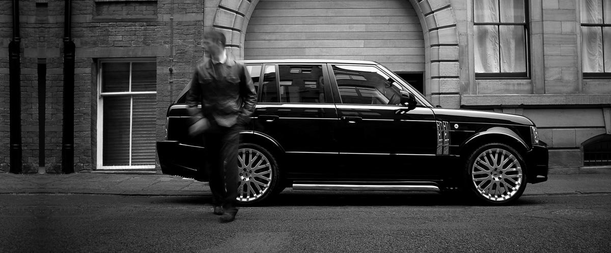 A Plus Auto >> Project Kahn Range Rover Vogue - autoevolution