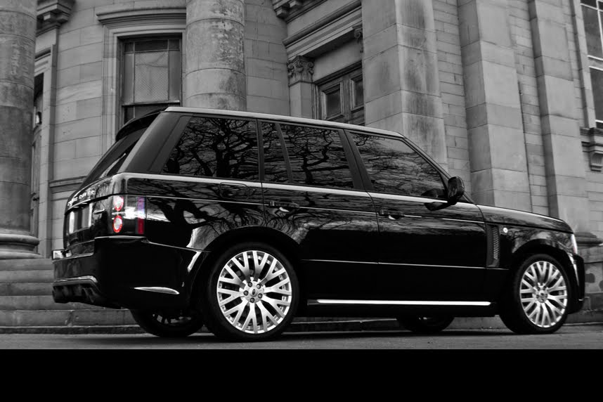 Project Kahn Releases Cosworth Tweaked Range Rover Rs500