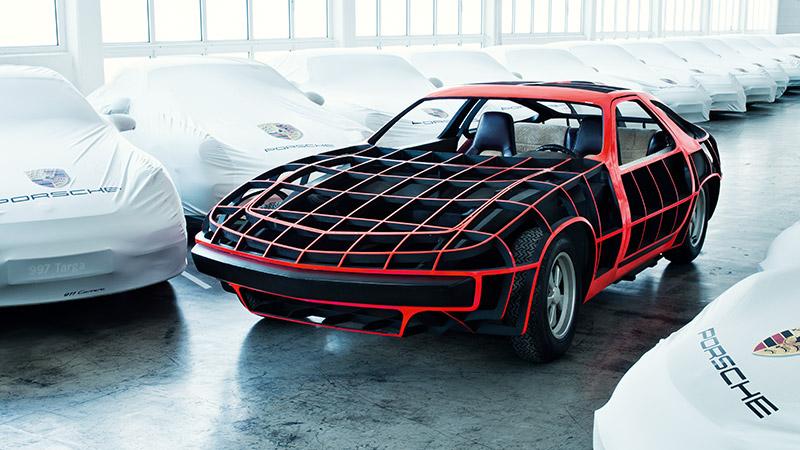 Project Secret Reveals 14 Porsche Prototypes Concept