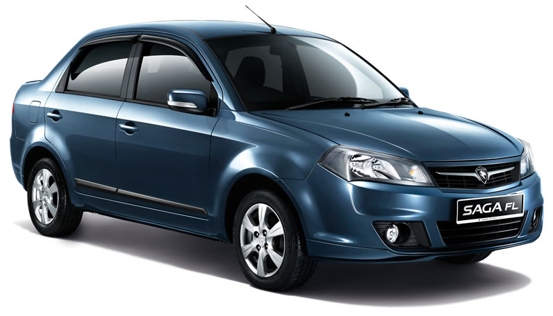 Proton Expects Monthly Sales Of 6 500 Units For The Saga Fl Autoevolution