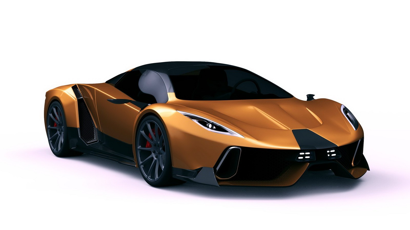 Psc Motors Reveals Sp 200 Sin Hypercar All We Get Is