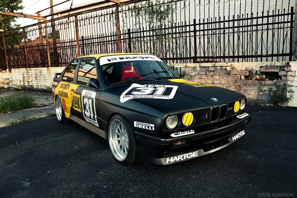 PSI Creates Unique BMW E30 M3 DTM Car Based on a Diecast ...