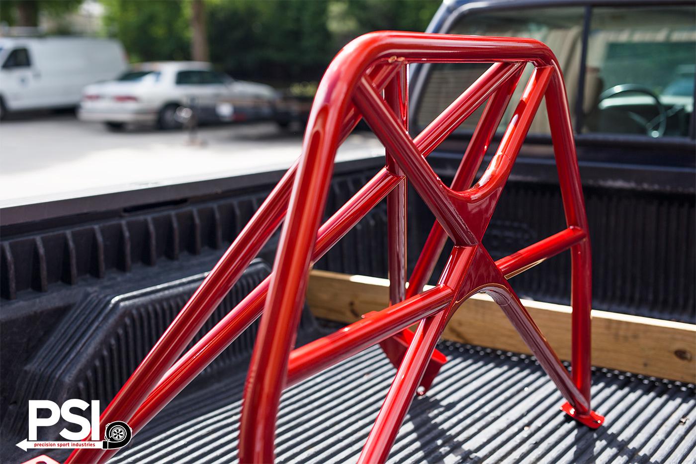 Psi Unveils Custom Roll Bar For Bmw M4 Autoevolution