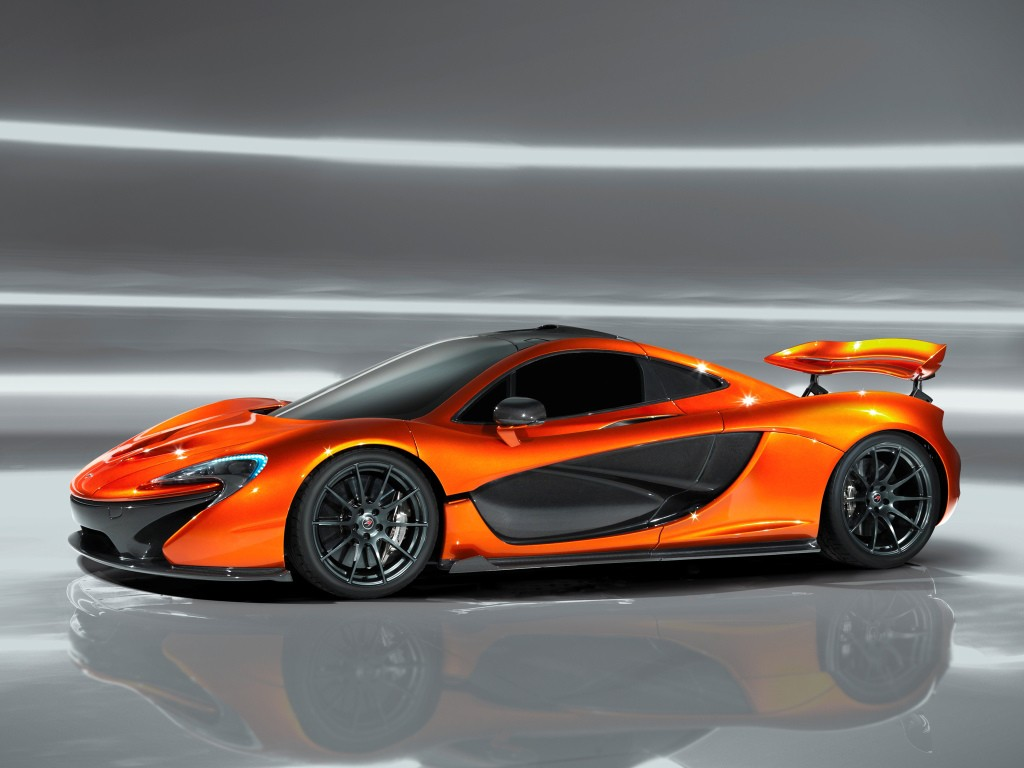 Coolest Car Colors >> Pure Electric McLaren Hypercar In the Works, P1 Replacement Due in 2023 - autoevolution