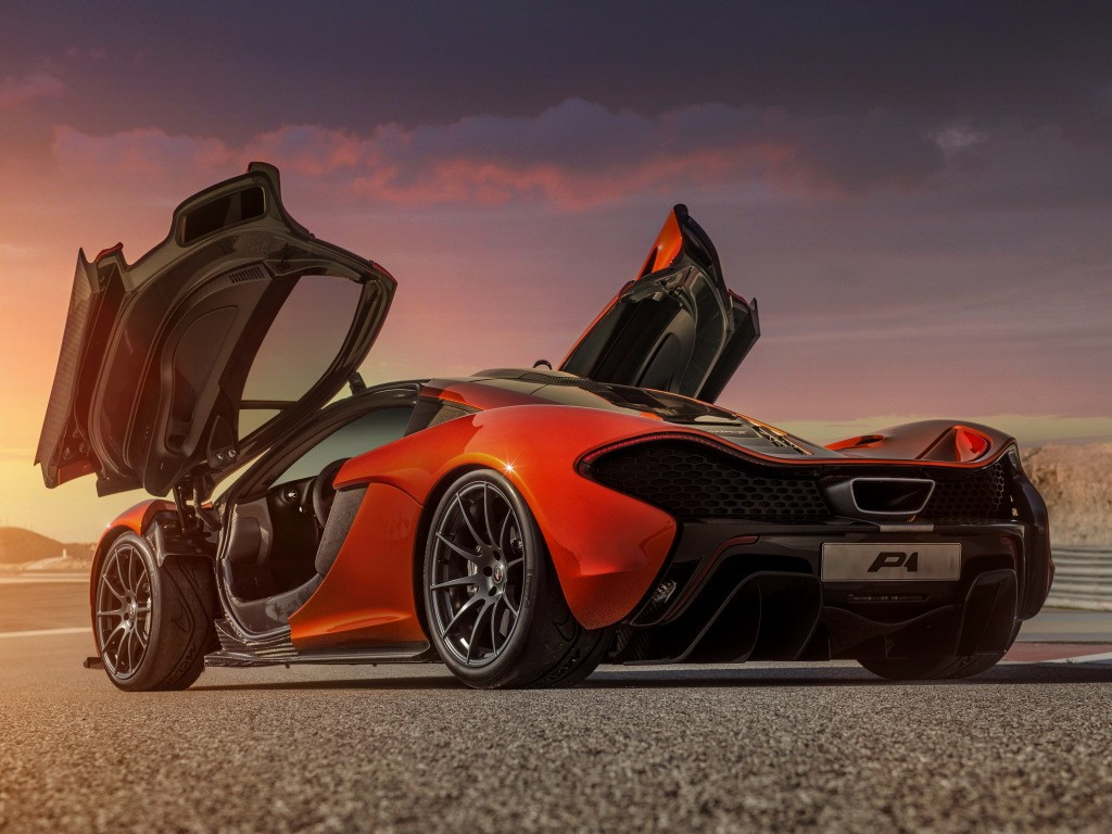 Pure Electric McLaren Hypercar In the Works, P1 ...