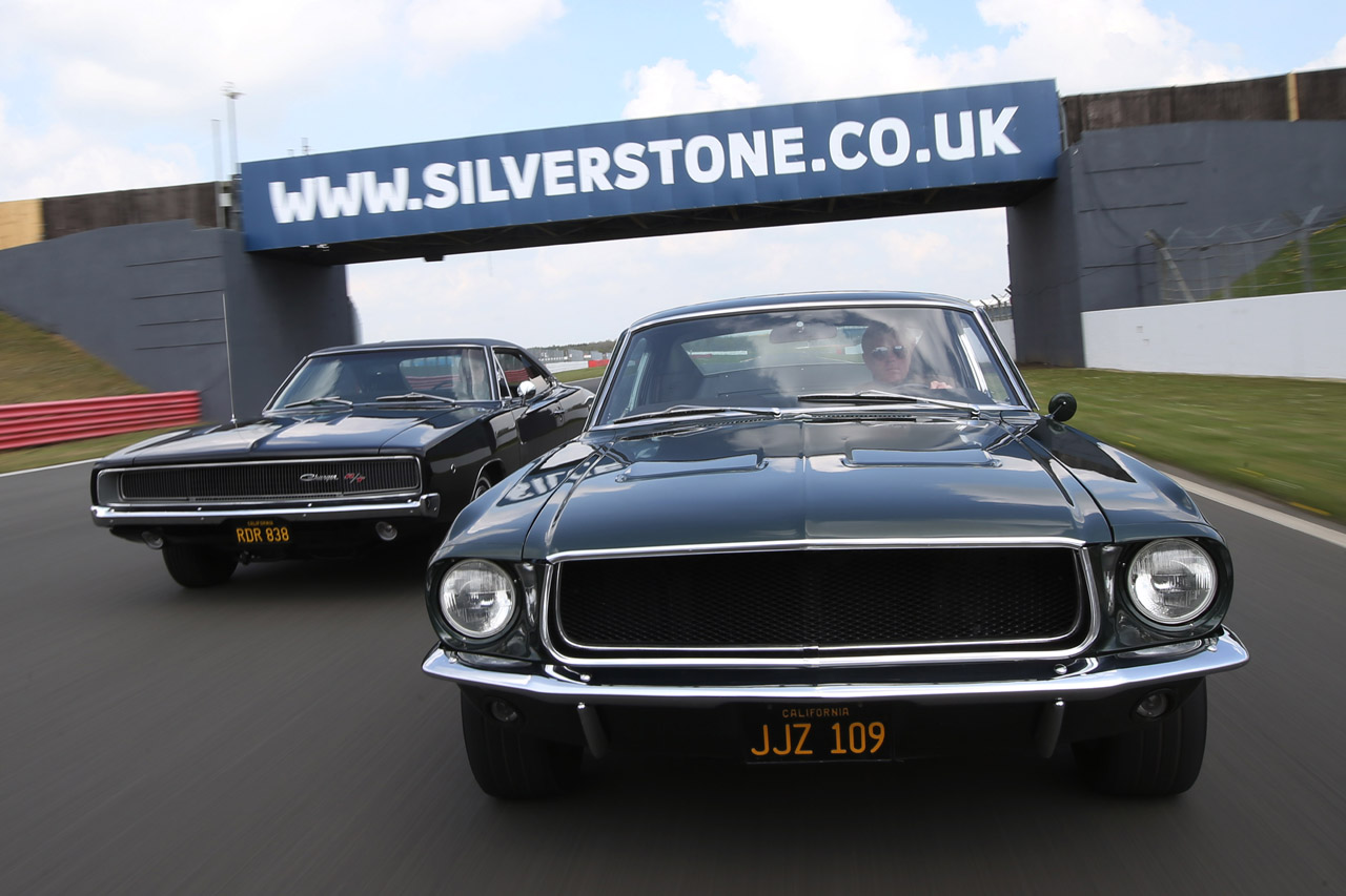 Pure Michigan Partners with Silverstone Classic for Ford Mustang ...