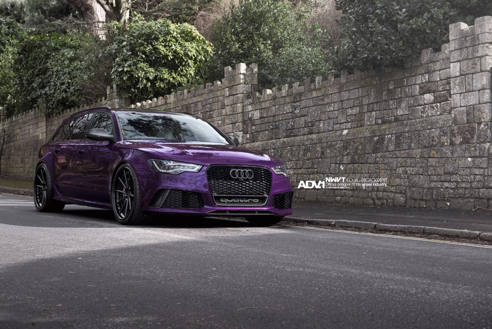 Beautiful Audi A1 in Merlin Purple... : Audi