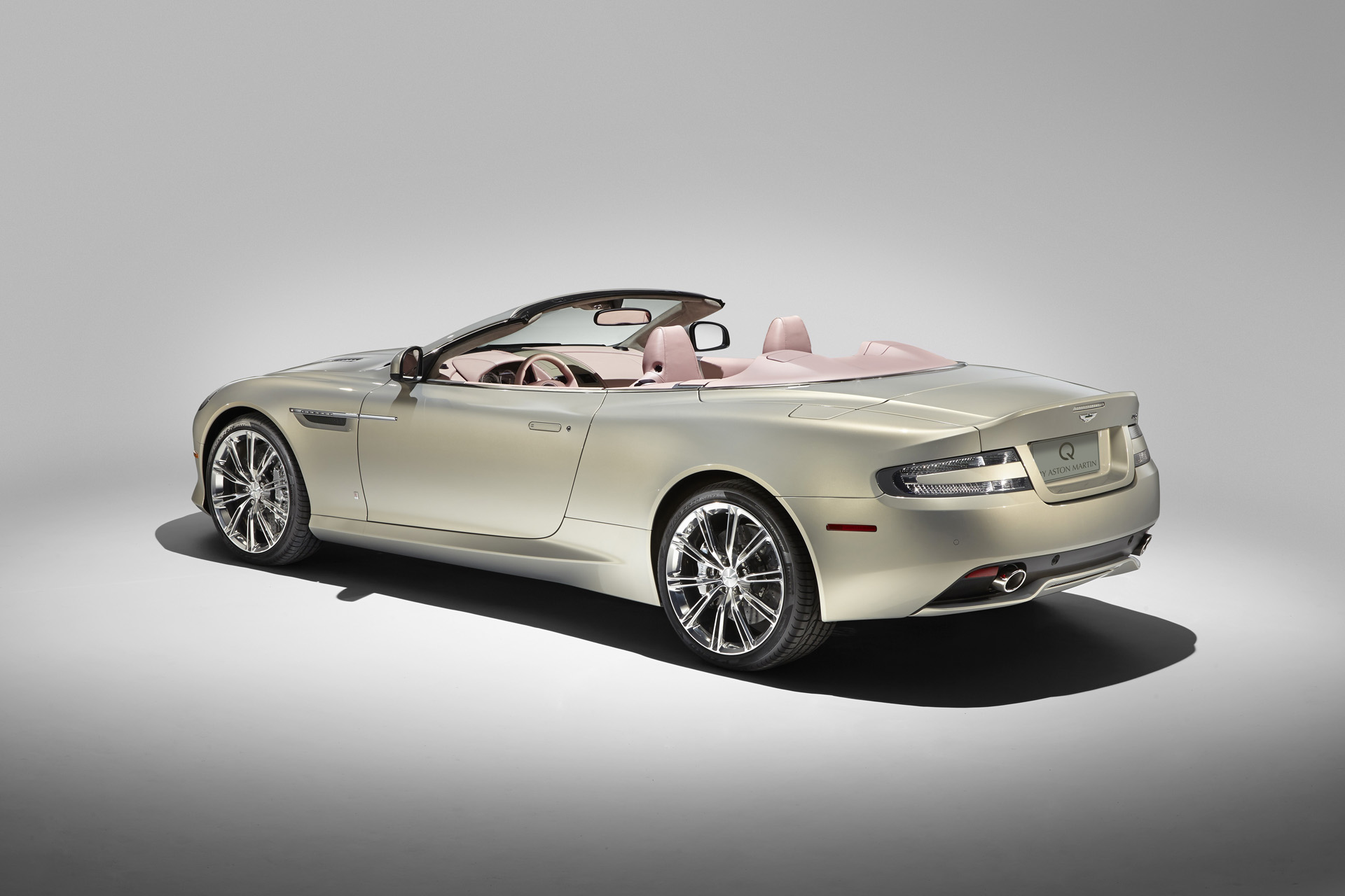 Q By Aston Martin Showing Four New Models At Pebble Beach