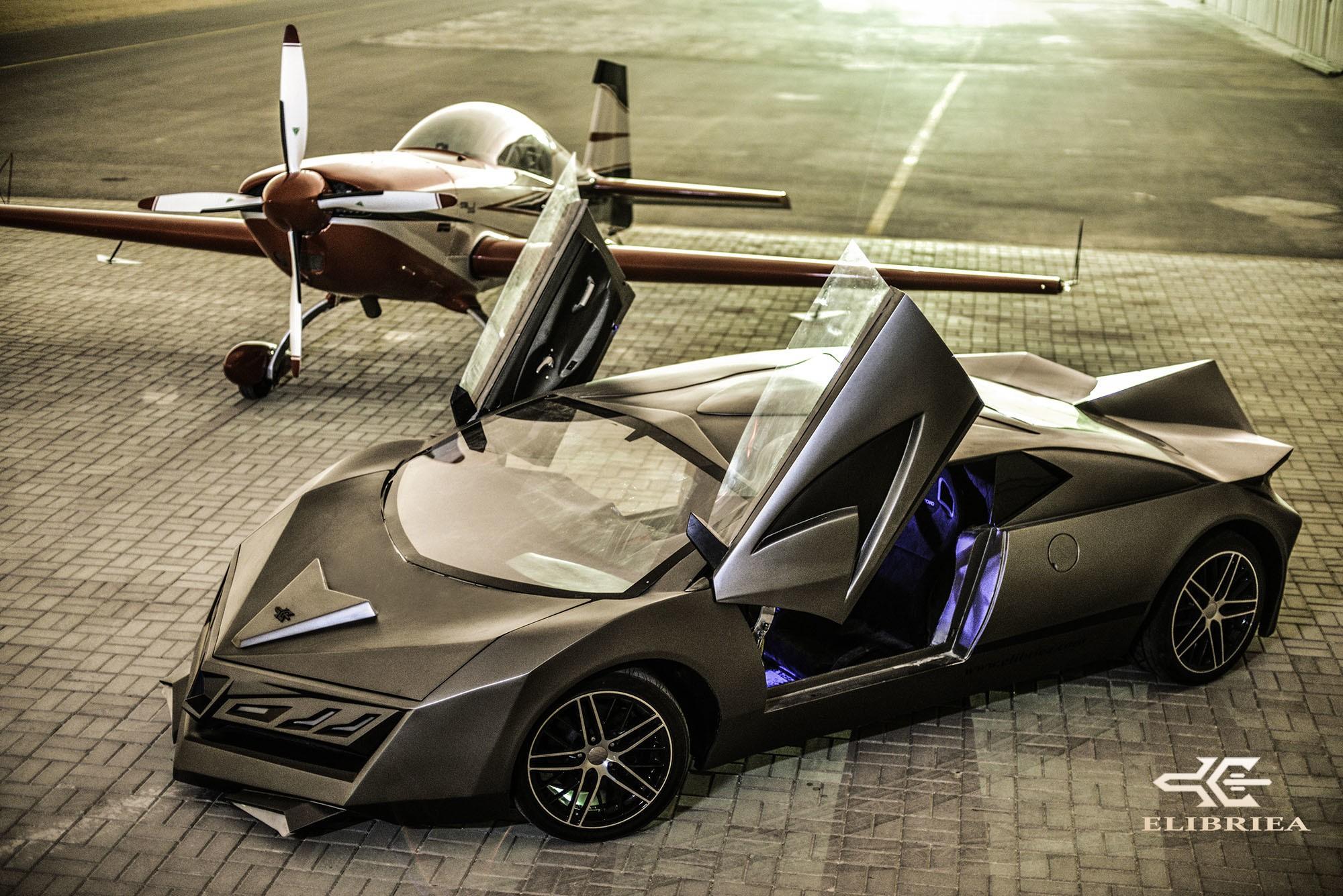 Qatar\'s First Luxury Sports Car Is Called the Elibriea Equvallas ...